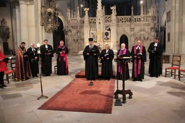 Gottesdienst im Magdeburger Dom