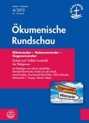 Ökumenische Rundschau 4/2015, (Foto: EVA)