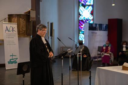 Psalmgebet Landesbischof Kramer
