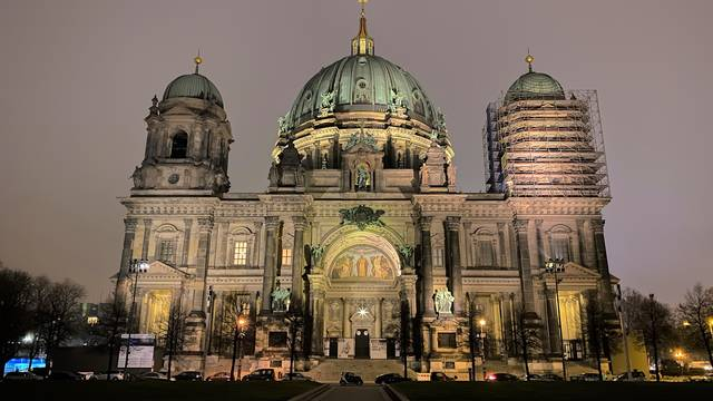Der Berliner Dom. Foto: J. Rogge.