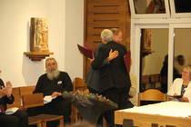 Andacht zur Aufnahme der Kirche des Nazareners