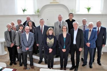 Gruppenbild Vertreter NAK und ACK Thüringen