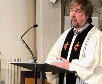 Pastor Uwe Onnen.