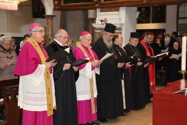 Gottesdienst Aigsburg Liturgen
