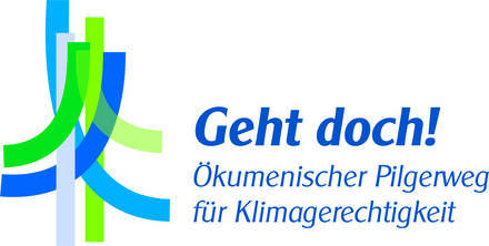 Logo Klimapilgerweg
