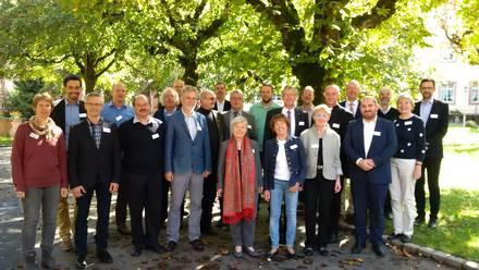 Die Delegiertenversammlung der ACK in Baden-Württemberg, Foto: ACK