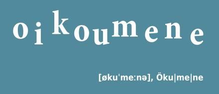 """Logo des Programms """"Ökumenisch Kirche sein"""""""