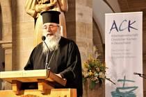 ACK-Vorsitzender Erzpriester Radu Constantin Miron.
