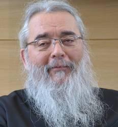 Der Vorsitzende der ACK in Deutschland, Erzpriester Miron.