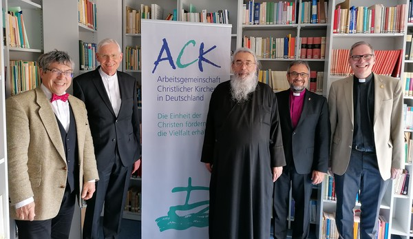 Gruppenfoto Vorstand