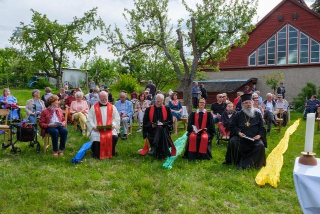 Die Liturgin und die Liturgen des Gottesdienstes