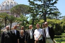 Vorstand Vatikanische Gärten