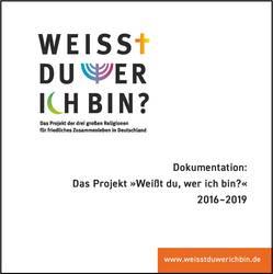 Titelbild der Dokumentation der Projektphase 2016-2019
