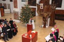 Reverend Christopher Easthill