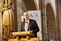 Kirchenpräsident Dr. h.c. Christian Schad.