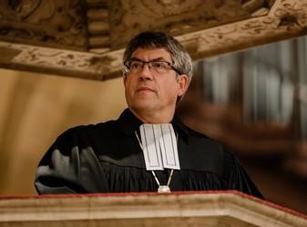 Landesbischof Friedrich Kramer. Foto: A.Hornemann.