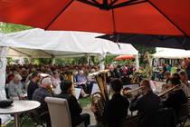 Gottesdienst zum ökumenischen Tag der Schöpfung auf dem Pfarrgartengelände in Starkow, Foto: ACK