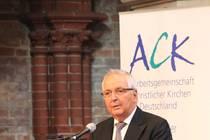 Die Festrede hielt Bundesminister a.D. Klaus Töpfer. (Foto: ACK)