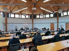 Blick ins Plenum des Studientags