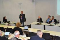 Die Mitgliederversammlung der ACK Deutschland bei ihrer 245. Tagung