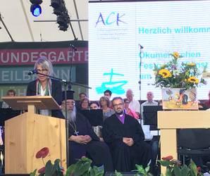 Verleihung des Menno-Simons-Predigtpreises an Andrea Schneider