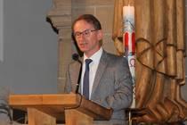 Dekan Volker Janke.