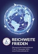 Grafisches Jahresmotiv der Ökumenischen FriedensDekade