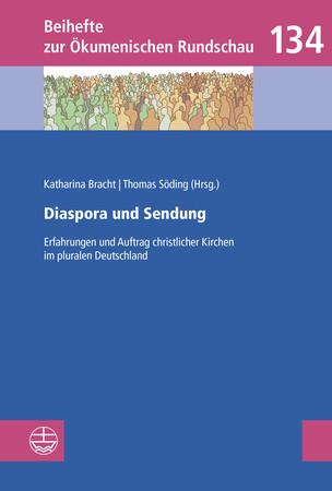 Cover der neuen Studie Diaspora und Sendung