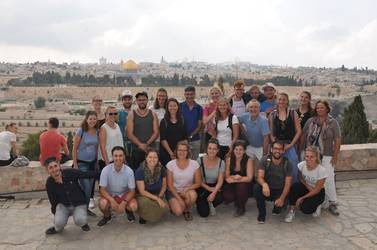 Reisegruppe Israel