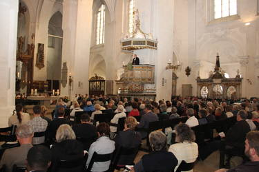 Innenansicht Dom Lübeck
