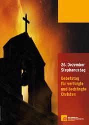 Motiv Gebetstag für verfolgte Christen