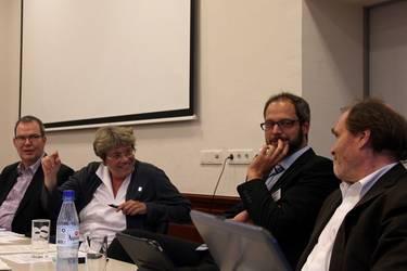 Podiumsdiskussion Delegiertenversammlung