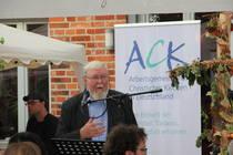 Festredner Prof. Dr. Michael Succow, Foto: ACK