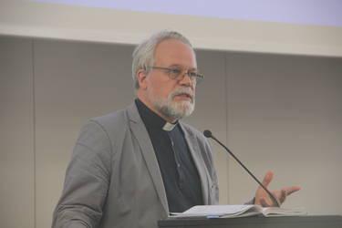 Pfarrer Heikki Huttunen, Generalsekretär der Konferenz Europäischer Kirchen, Foto: ACK