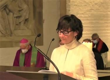 Pastorin Regina Gaßmann.
