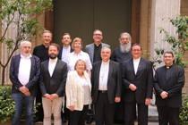 Vorstand und Mitglieder des Germanicums