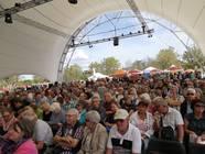 Ca. 2000 Besucherinnen und Besucher nahmen den Tag über an den Veranstaltungen teil