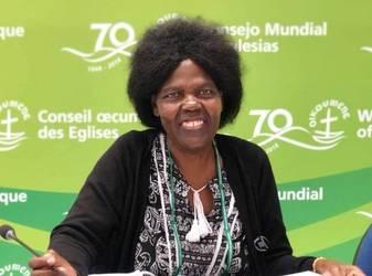 Dr. Agnes Abuom. Foto: ÖRK
