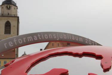 Ankündigung Reformationsausstellung