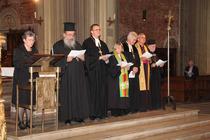 Gottesdienst in der Universitätskirche St. Ludwig