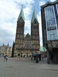 Der Dom in Bremen, Foto: Lisa Schwarz, pixelio.de