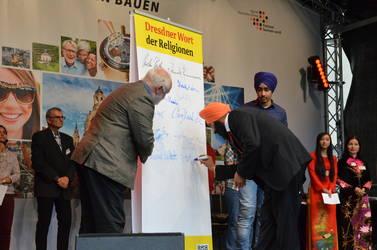 Dresdner Wort der Religionen
