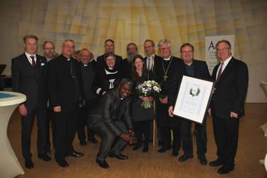 Preisträger Ökumenepreis 2017