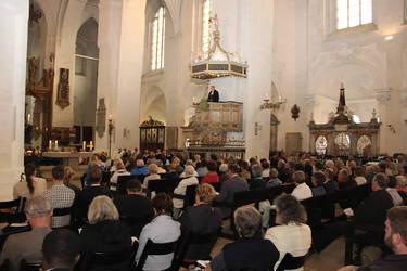 Gottesdienst im Dom zu Lübeck