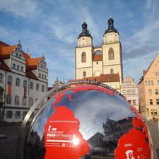 Foto von Stadtkirche in Wittenberg