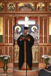 Erzpriester Radu Constantin Miron