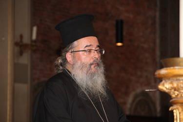 Erzpriester Radu Constantin Miron, stellvertretender Vorsitzender der ACK, Foto: ACK