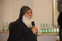 Bischof Anba Damian, koptische Kirche, berichtet über die Situation der Christen in seiner Heimat.