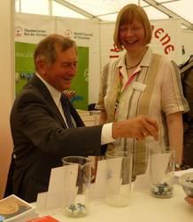 Auch der Präsident des ZdK, Alois Glück, beteiligte sich an der Umfrage. (Foto: ACK)