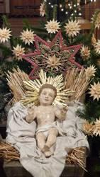 Christkind im Münchner Dom, Foto: E. Dieckmann